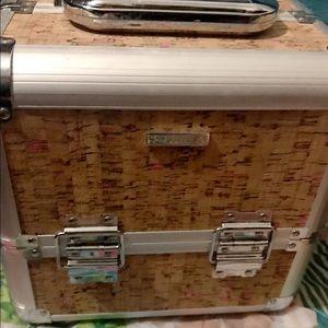 Small train case (Sephora)